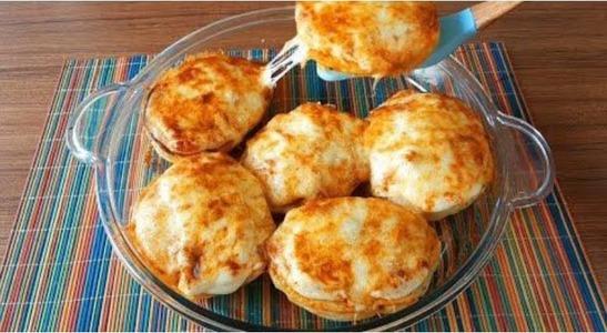 Přítel z Ázerbájdžánu mě učil, jak vařit chutné plněné brambory: recept