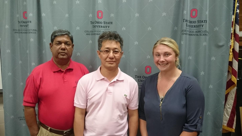 Pracovníci japonsko-kazašského inovačního centra absolvovali stáž na Ohio State University (USA)