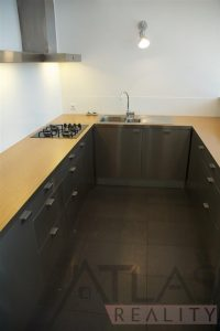 Kitchen - For Rent: 4-bedroom Luxury Apartment Prague 1 - Josefov, Parizska street