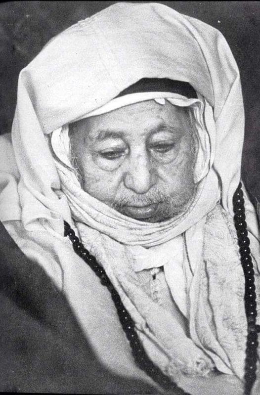 Sahykh Sidi Mohammad Ben Abdallah