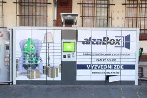 vyzvednou si své zboží můžete i v ALZA boxu