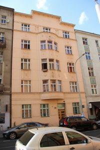 Pronájem bytu 4+kk Praha 2 - Vinohrady, Rubešova