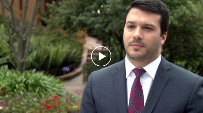 Podnikatel Alejandro se učí překonávat překážky na cestě k úspěchu