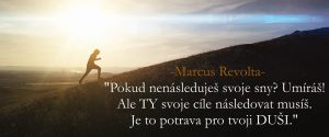 Marcus Revolta před spaním neposlouchat