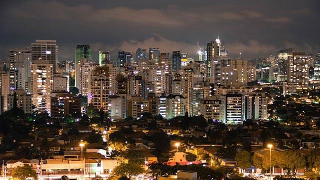 bydlení ve velkých brazilských městech