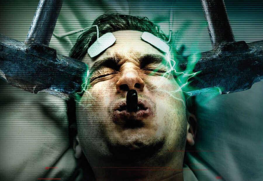 V roce 1938 italský psychiatr Ugo Cerletti, inspirovaný metodou praktikovanou na jatkách k omráčení prasat před jejich krvácením, zavedl v psychiatrii léčbu elektrošoky.