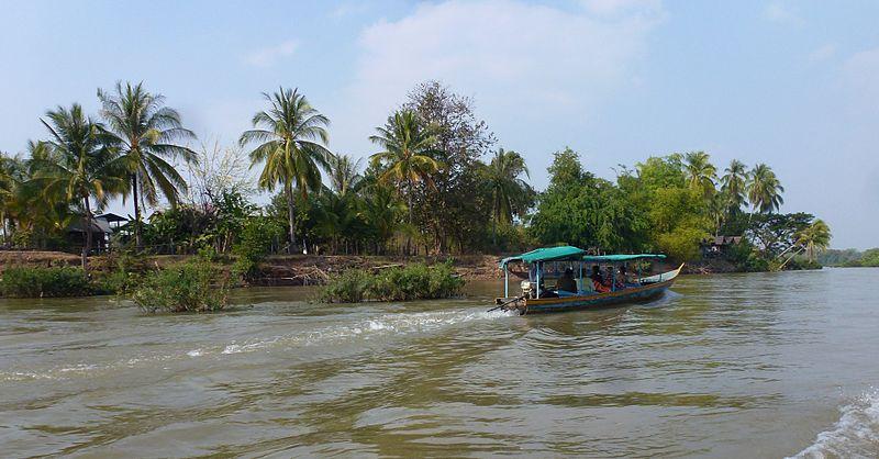 Území a identita na Indočínském poloostrově: Akha a hory v Laosu