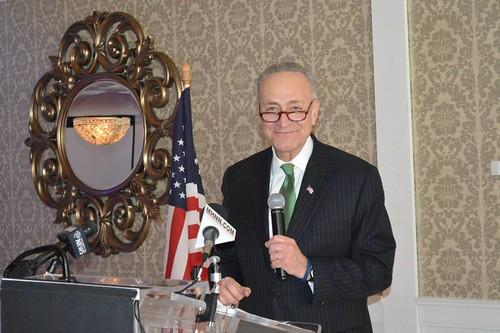 senátor Charles E. Schumer